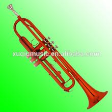 XTR007 Red/Black Color Trumpet, Color Trumpet