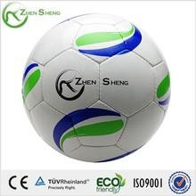 Zhensheng 2014 pu leather mini soccer ball/football