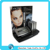 black cosmetic stand buy acrylic mascara stand professional mac eyeliner display holder cheap