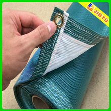Roll digital printing mesh hemming banner