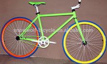 Hot selling Fixed gear bike/ high quality metel bike SW-700C-A46