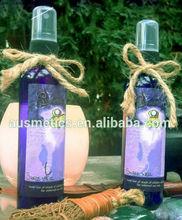 Shimmer natural ingredient essential oil mist