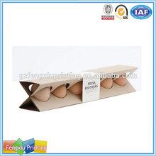 Custom Molded Fibe Paper Biodegradable Quail Egg Carton Packaging