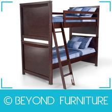 Modern Heavy Duty Wooden Bunk Bed For Sale