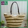 Hot sale popular cute trendy beach bags beach bag with flip flops fashion beach bag