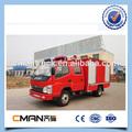 Raisonnable 5000l dongfeng rhd 4*2 lutte contre l'incendie de camion prix pour la vente