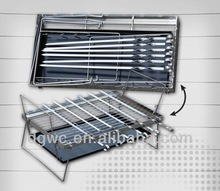 stainless steel charcoal bbq grills