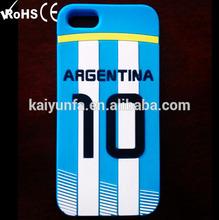 New design 2014 world cup flag design mobile phone case