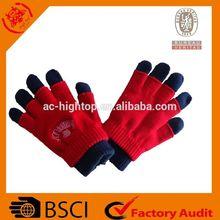 golf glove heated