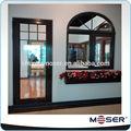 imágenes de aluminio ventanas y puertas con diseño de la parrilla