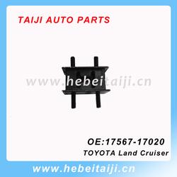 engine bracket for used car toyota highlander 17567-17020