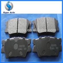 D1212 FDB1892 24338 Ceramic Brake Pads for Toyota Camry/RAV-4