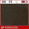 hot vendas na áfrica do sul dark brown pedra de quartzo artificial qz868