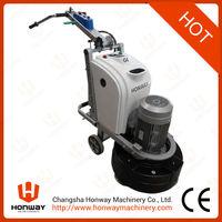 HW-G6 concrete floor grinder with vacuum