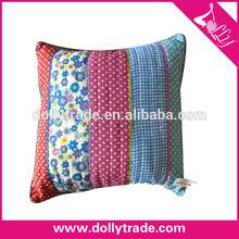 Fashionable Soft Square Bright Color Cushion