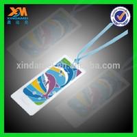 wholesale bulk promotional customized bookmarks for wedding gift(xdm-bk146)