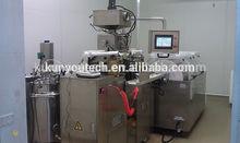 S403 softgel encapsulación máquina para r&d y producción en pequeña escala