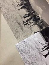 popular cotton canvas matte WP / inkjet media