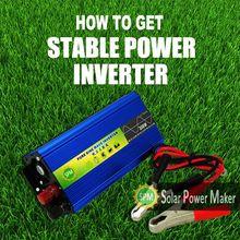 Pure sine wave inverter modifier 220 220 dc to ac power inverters