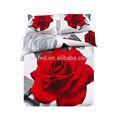 ( 6pcs/ensemble.) 3d avec linge de lit drap housse( en caoutchouc autour) cadeau saint valentin- gd- 066