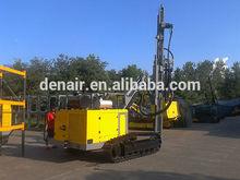 crawler drill machine