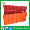 anti-uv ray pvc plastic 2 layers roofing sheets asa synthetic resin roof tile