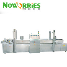 gas heating food processing machinery manufacturer