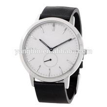 japan movement quartz chronograph big case vogue stainless steel watches men