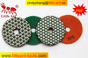 diamond grinding plate for concrete grinding angle grinder / the renovator tool