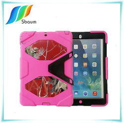 stand cover for IPAD 2/3/4 shockproof case cover