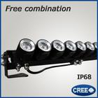 10w 20w 30w 40w 50w 60w 70w 80w 90w 100w DIY Cree Led driving light offroad 4x4 accessories