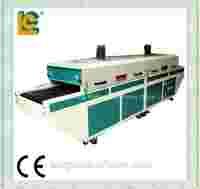 IR hot drying tunnel conveyor machine/ir oven conveyor belt SD-5000