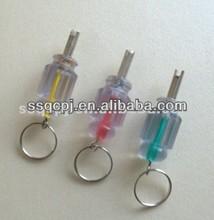 tire valve core tool/valve core screw