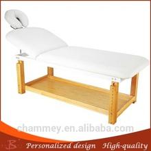 wood beauty table natural wood slab facial bed tables nail tech beds free shipping