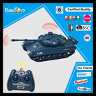 New product military tank rc