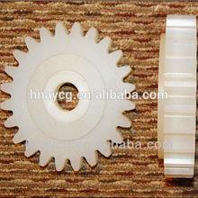 UHMW PE Large Plastic Spur Gear