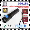 Factory OEM custom high quality low price mc-e led flashlight
