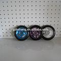 Vendita calda!!/pro scooter pu 3 ruote/fusione ruote longboard, 45mm skateboard ruote