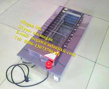 gas shawarma grill/automatic rotating charcaol yakitori grill/grill rotator