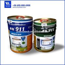 911 double component flexible pu waterproof coating