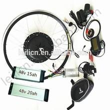 cheaper !48v 1500w rear wheelmotor electric bike motor conversion kit