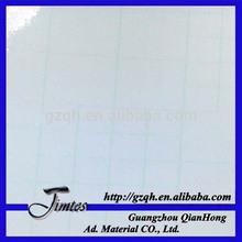 125g glossy pvc lamination sheet