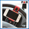 Car Steering Wheel Clip Mount Phone Holder