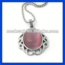 newest custom design 2014 Pearl pendant necklace TPSP591#