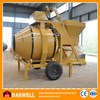350L Small Mobile Portable Diesel Concrete Mixer Price for Sale