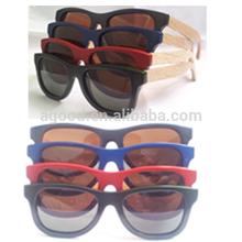 EWR47high quality brand new wood sunglasses china for hot sale bamboo wood frame sunglasses handcraft wood sunglasses