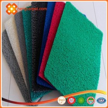 2015 new product fashion pvc floor mat from hengde