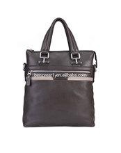 China Manufacturer genuine Leather Men Bag for Sale