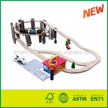 Theme Airport Train Track