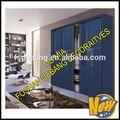 con persianas puertas correderas de armario para armarios de dormitorio